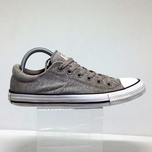 Women's Converse cloth & padded low tops